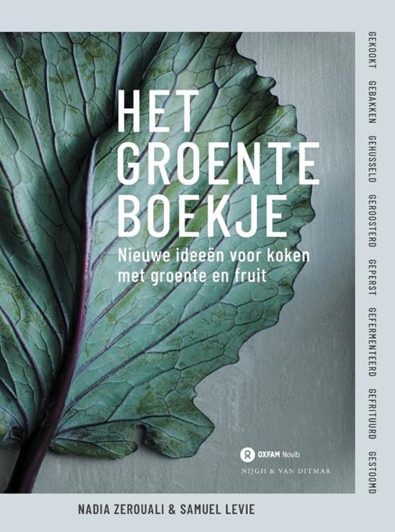 Het groenteboekje