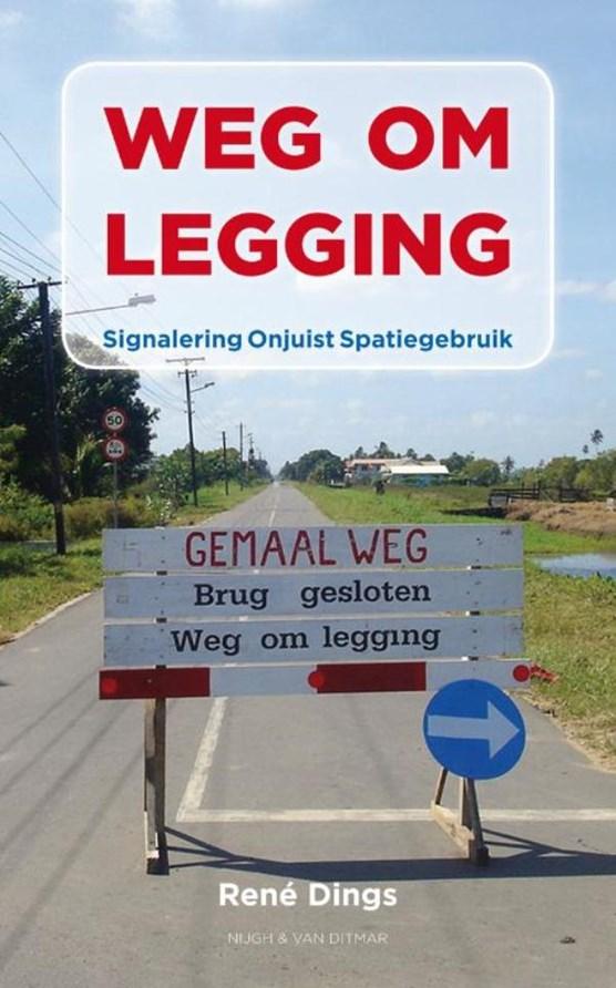 Weg om legging