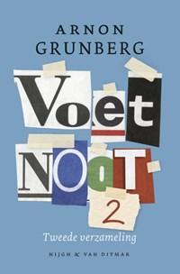 Voetnoot 2 | Arnon Grunberg |