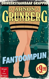Fantoompijn   Arnon Grunberg  
