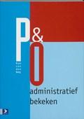 P&O administratief bekeken   R. Berg  