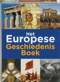 Het Europese Geschiedenis Boek   Joke van der Meer  