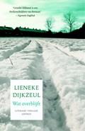 Wat overblijft   Lieneke Dijkzeul  
