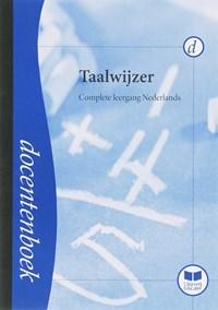 Taalwijzer | A. de Rijke ; T. de Wit |