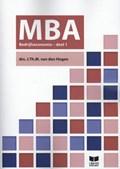 MBA Bedrijfseconomie 1 | J. Th. M van den Hogen |