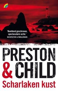 Scharlaken kust | Preston & Child |