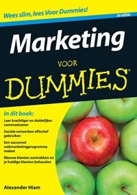 Marketing voor dummies | Alexander Hiam |