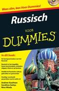 Russisch voor Dummies | Andrew Kaufman; Serafima Gettys; Nina Wieda |