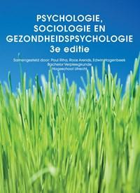 Psychologie, sociologie en gezondheidspsychologie, custom editie | Paul Riha ; Roos Arends |