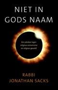 Niet in Gods naam | Jonathan Sacks |