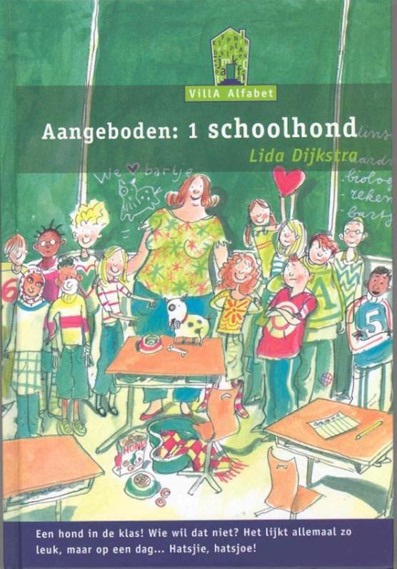 Aangeboden: 1 schoolhond