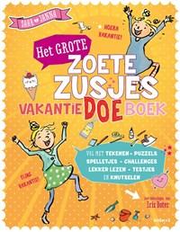 Het grote Zoete Zusjes vakantiedoeboek | Hanneke de Zoete |