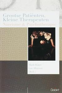 Grootse patienten, kleine therapeuten | M. Kinet ; L. Moyson |
