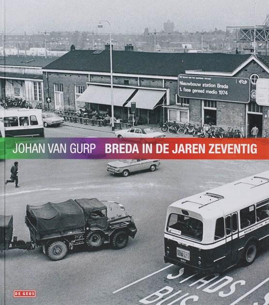 Breda in de jaren zeventig
