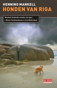 Honden van Riga | Henning Mankell |