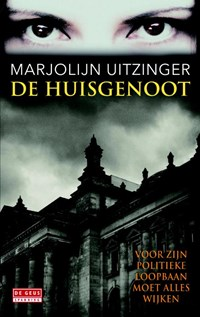 De huisgenoot   Marjolijn Uitzinger  