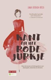 Kant en het rode jurkje   Lamia Berrada-Berca  
