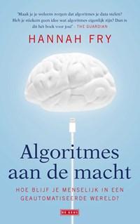 Algoritmes aan de macht | Hannah Fry |