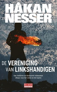 De vereniging van Linkshandigen   Håkan Nesser  