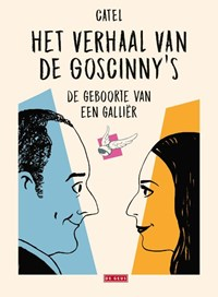Het verhaal van de Goscinny's   Catel  