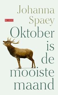 Oktober is de mooiste maand   Johanna Spaey  