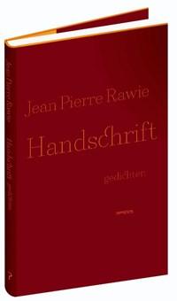 Handschrift | Jean Pierre Rawie |