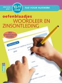 Woordleer en zinsontleding (10-11 jaar) | M. Vermeulen |