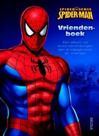 Spiderman Vriendenboek Spider Sense | auteur onbekend |