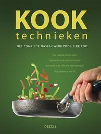 Kooktechnieken | Claudia Lenz ; Claudia Bruckmann |