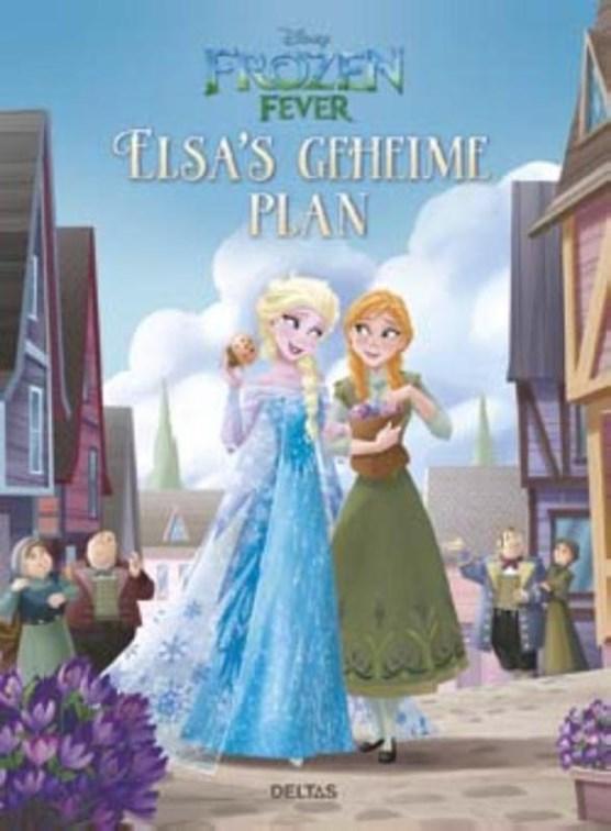 Elsa's geheime plan