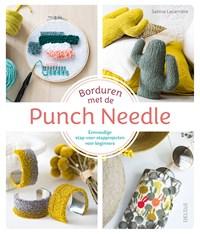 Borduren met de punch needle | Sabine Lacarriere |