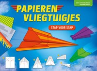 Papieren vliegtuigjes - stap voor stap | Znu |