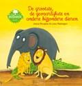 De grootste, de gevaarlijkste en andere bijzondere dieren | Jozua Douglas |