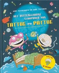 Het buitengewone slaapboek van Tattoe en Pattoe | Aino Havukainen |
