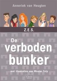 De verboden bunker (De Z.E.S. 5) PoD paperback | Anneriek van Heugten |