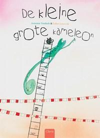 De kleine grote kameleon   Annemie Vandaele  