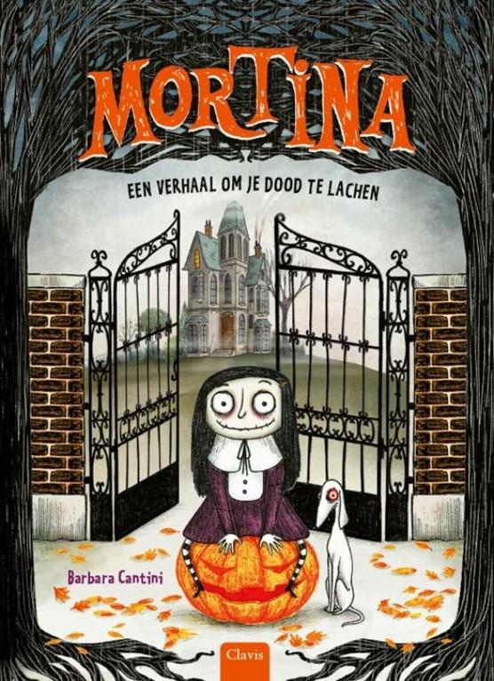 Mortina, een verhaal om je dood te lachen