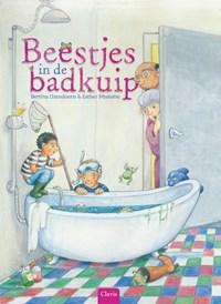 Beestjes in de badkuip | Bettina Ijzendoorn |