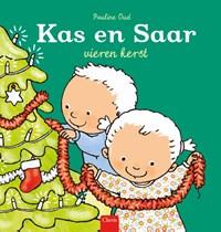 Kas en Saar vieren kerst   Pauline Oud  