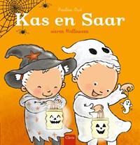 Kas en Saar vieren Halloween   Pauline Oud  