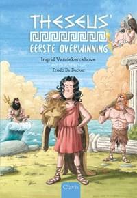 Theseus' eerste overwinning   Ingrid Vandekerckhove  