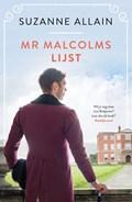 Mr Malcolms lijst | Suzanne Allain |