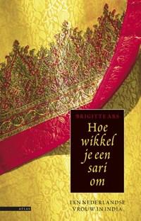 Hoe wikkel je een sari om | Brigitte Ars |