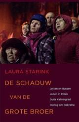 De schaduw van de grote broer | Laura Starink | 9789045028125
