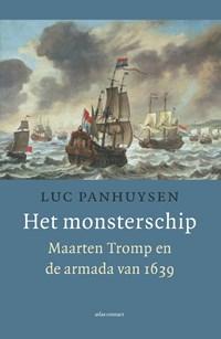 Het monsterschip | Luc Panhuysen |