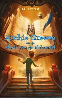 Archie Greene en de vloek van de alchemist   D.D. Everest  