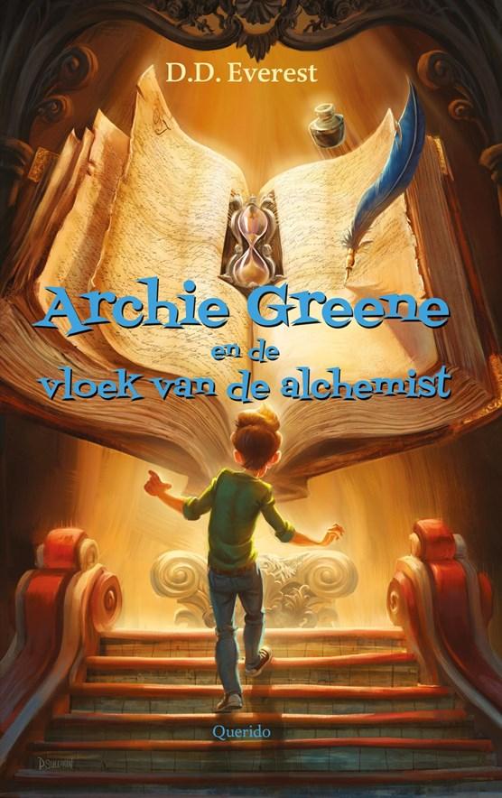 Archie Greene en de vloek van de alchemist
