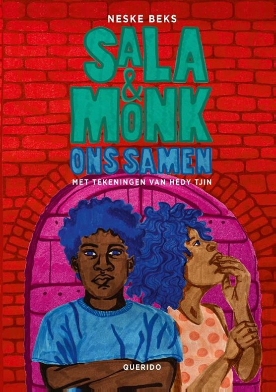 Sala en Monk. Ons samen.
