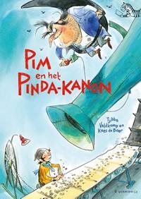 Pim en het pinda-kanon | Tjibbe Veldkamp |