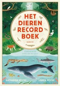 Het dierenrecordboek | Katharina Vestre |